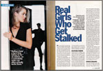 Real Girls Who Get Stalked